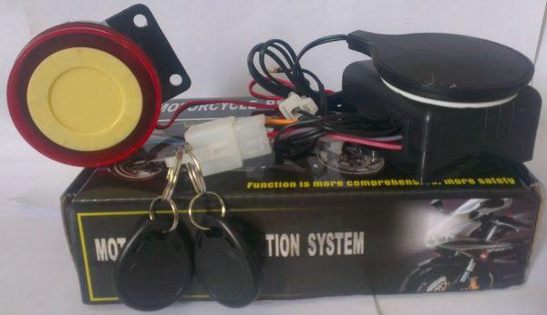 Chống trộm xe máy bằng thẻ từ cảm ứng